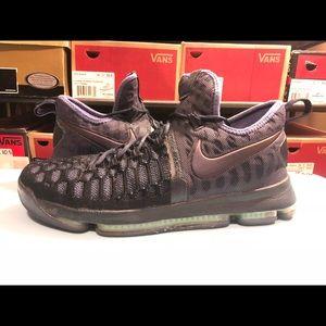Nike KD 9 Obsian